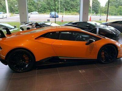 used Lamborghini Huracán 5.2 V10 LP 640-4 Performante LDF 4WD (s/s) 2dr +HUGE SPEC+COMFORT SEATS+LIFT+