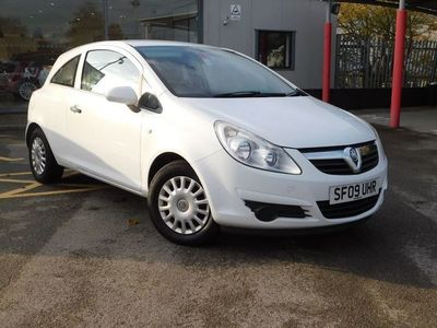 used Vauxhall Corsa 1.4 [75] ecoFLEX Limited Edition 3dr