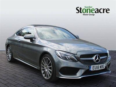 used Mercedes C300 C-Class 2.0AMG Line (245ps) (Premium Plus)(s/s) Coupe 2d