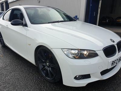 used BMW 330 3-Series Coupe i M Sport 2d