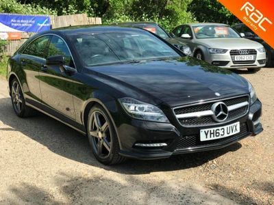 used Mercedes CLS250 CLSCDI BlueEFFICIENCY AMG Sport 4dr Tip Auto