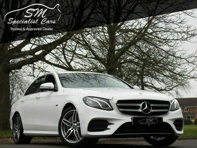 used Mercedes E350 E-Class 2.0 EAMG LINE 4d 282 BHP APPLY FOR FINANCE ON OUR WEBSITE