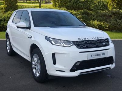 used Land Rover Discovery Sport 2.0 D180 R-Dynamic S 5dr