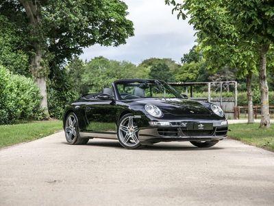 used Porsche 911 Carrera Cabriolet