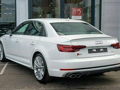 used Audi A4 S4 Quattro 3.0 4dr Tip Tronic