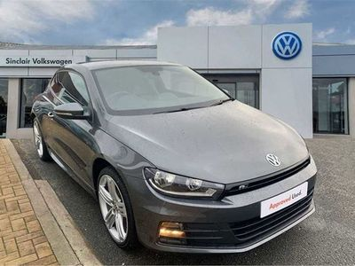 used VW Scirocco 2.0 TDI R-Line 150PS 3Dr Coupe