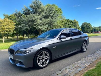 used BMW 535 5 Series 3.0 d M Sport (Professional pack) 4dr