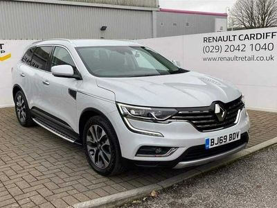 used Renault Koleos 2.0 dCi GT Line X-Trn A7 4WD (s/s) 5dr