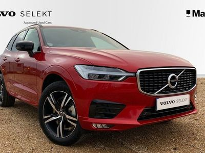 used Volvo XC60 2019 Cambridge 2.0 B4D R DESIGN 5dr AWD Geartronic