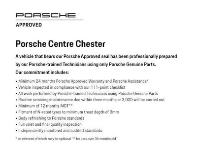 used Porsche Boxster 2.5 S 2dr PDK convertible 2020
