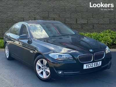 used BMW 520 5 SERIES DIESEL SALOON d BluePerformance EfficientDynamics 4dr