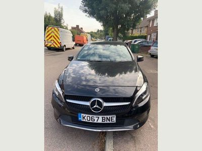 used Mercedes A180 A Class 1.6Sport Edition 7G-DCT (s/s) 5dr