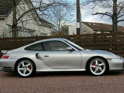used Porsche 911 3.6 Turbo Tiptronic S Coupe auto