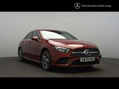 used Mercedes A250 A-ClassAMG Line 4dr Auto