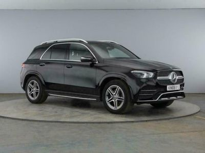 used Mercedes GLE350 GLE Class4Matic AMG Line Prem 5dr 9G-Tronic [7 St] suv 2020