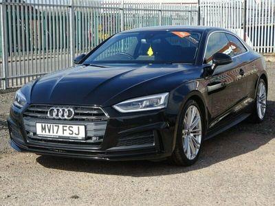 used Audi A5 2.0 TDI S LINE 2d 188 BHP