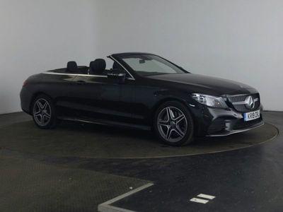 used Mercedes C300 C ClassAMG Line Premium 2dr 9G-Tronic Convertible 2019