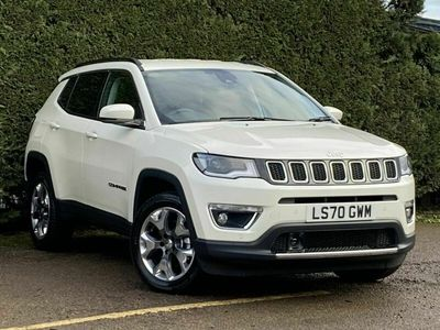 used Jeep Compass 1.4 Multiair 170 Limited 5dr Auto