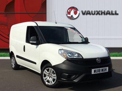 used Fiat Doblò 1.3 Multijet 16V 95 Van