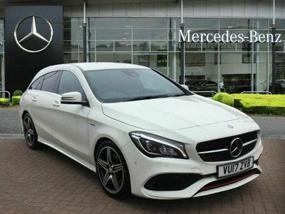 used Mercedes CLA250 AMG 4Matic 5dr Tip Auto 2.0