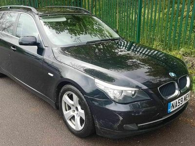 used BMW 520 5 Series 2.0 d SE Business Edition Touring 5dr