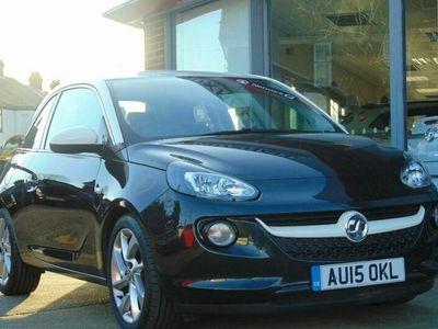 used Vauxhall Adam 1.4i Slam 3dr