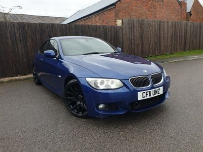 used BMW 335 3 Series 3.0 I M SPORT 2DR AUTOMATIC, 2011 ( )
