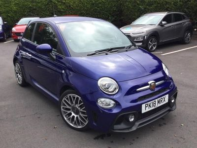 used Abarth 595 2018 Bolton 1.4 T-Jet 145 3dr
