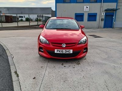 used Vauxhall Astra Hatchback 1.4T 16V Limited Edition (Leather) 5d