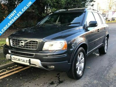 used Volvo XC90 2.4 D5 SE LUX - FULL SERVICE HISTORY 5dr