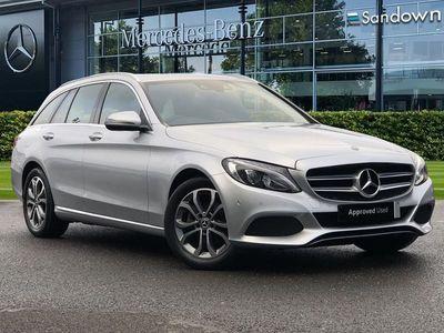 used Mercedes C200 C-ClassSport 5dr Auto