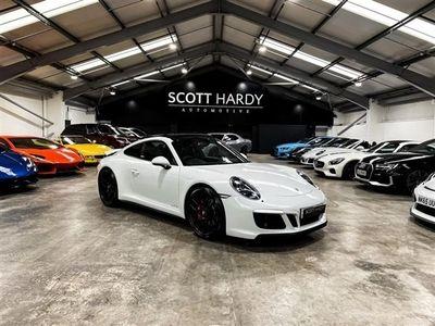 used Porsche 911 Carrera GTS 3.0 PDK 2d 444 BHP
