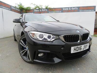 used BMW 435 4 Series 3.0 D XDRIVE M SPORT 2d 309 BHP, 2016 ( )