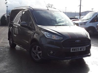 used Ford Transit Connect 1.5 Ecoblue 120Ps Sport Van