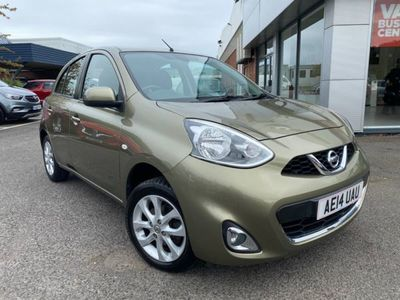 used Nissan Micra 1.2 Acenta 5dr