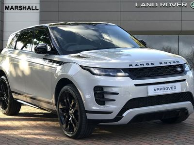 used Land Rover Range Rover evoque 2.0 D180 R-Dynamic HSE 5dr Auto Hatchback 2019