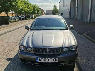 used Jaguar X-type 2.2 D DPF SE 5dr