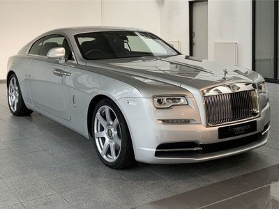 used Rolls Royce Wraith V12 Coupe 2018