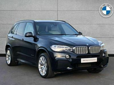 used BMW X5 xDrive40d M Sport