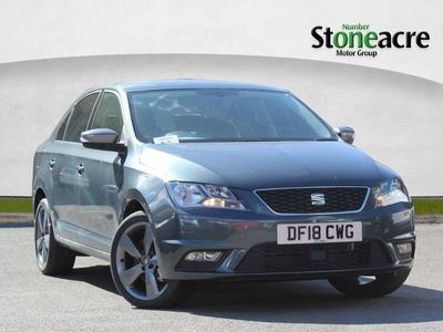 used Seat Toledo 1.0 TSI Style Hatchback 5dr Petrol (s/s) (110 ps)