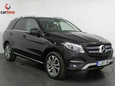used Mercedes GLE250 GLE-CLASS 2.1D 4MATIC SPORT 5d 201 BHP