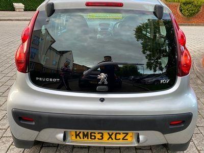 used Peugeot 107 Hatchback 1.0 Active 5d