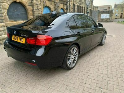 used BMW 320 3 Series 2.0 d M Sport xDrive (s/s) 4dr