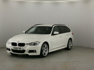 used BMW 320 3 Series i M Sport Step Auto