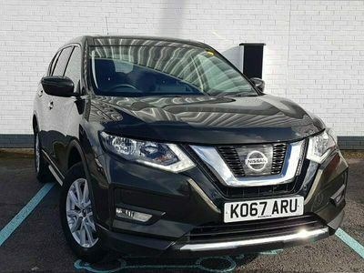 used Nissan X-Trail 1.6 DiG-T Acenta 5dr