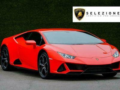 used Lamborghini Huracán LP 640-4 Performante 2dr LDF
