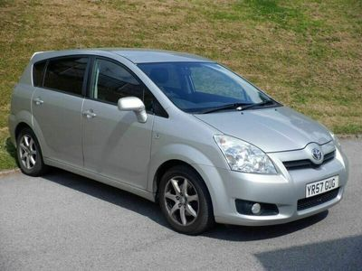 used Toyota Verso 2.2TD SR