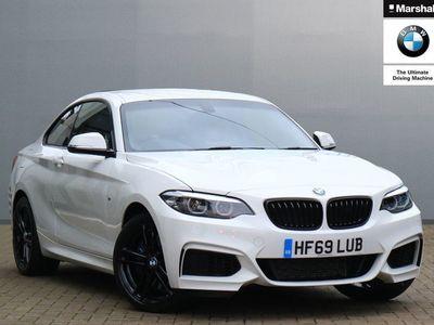 used BMW 218 2 SERIES 2019 Poole i M Sport 2dr [Nav] Step Auto