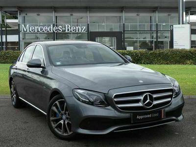 used Mercedes E350 E ClassSE Premium Plus 4dr 9G-Tronic 2.0