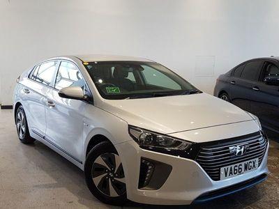 used Hyundai Ioniq 1.6 Gdi Hybrid Se 5Dr Dct
